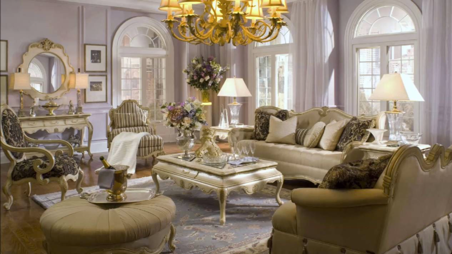 Guide to luxury interiors