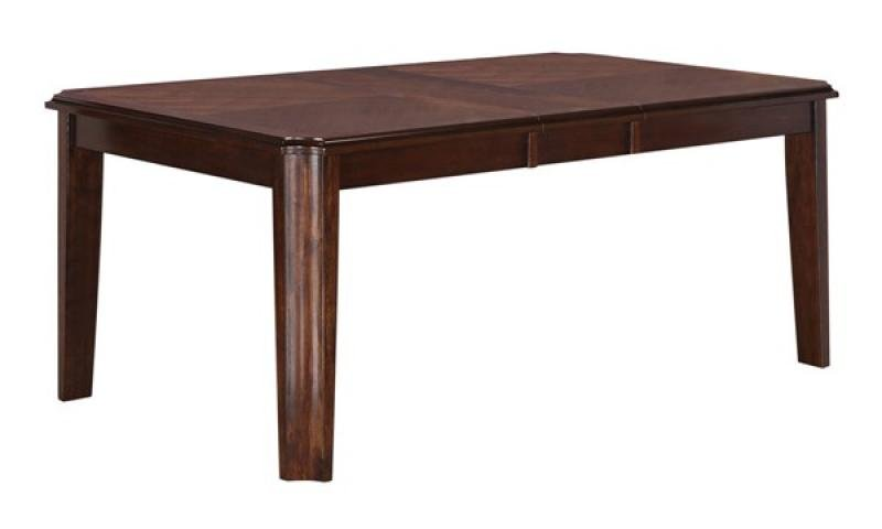 Transitional Espresso  Dining Table 1 pcs Cosmos Furniture 2020PIPAM