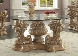 Traditional Gilded HD-7012 Coffee Table by Homey Design